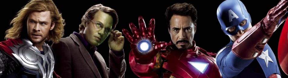"""La case history della Marvel presentata in occasione del lancio in Italia di """"The Avengers"""""""