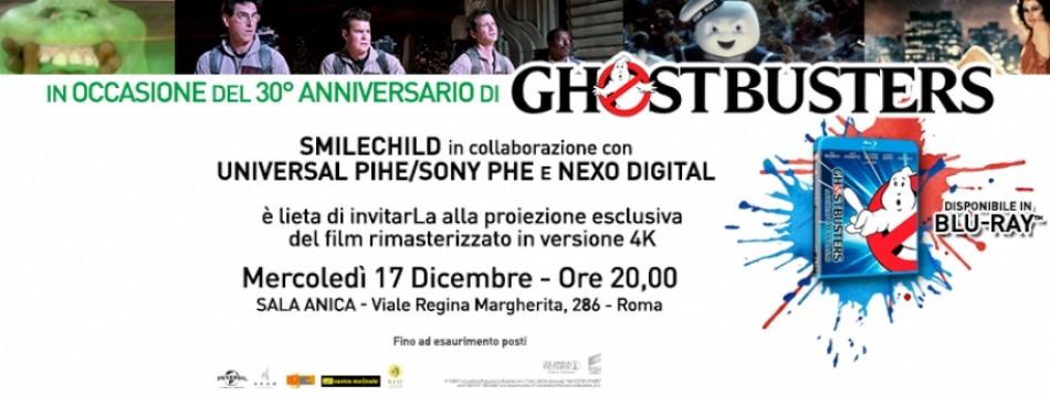 Tutti al Cinema con Ghostbuster per Kim